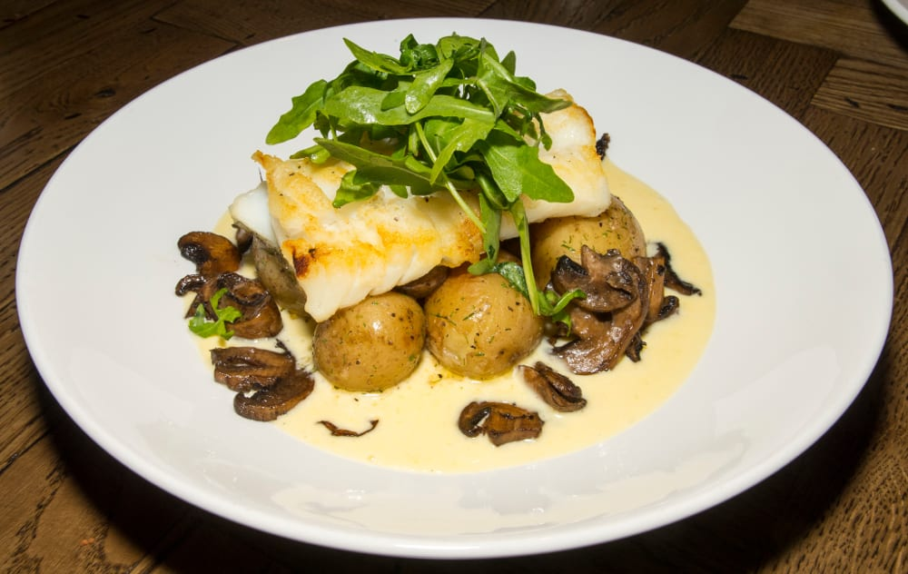 The Globe, Warwick.cod loin, A Taste of Shakespeare,