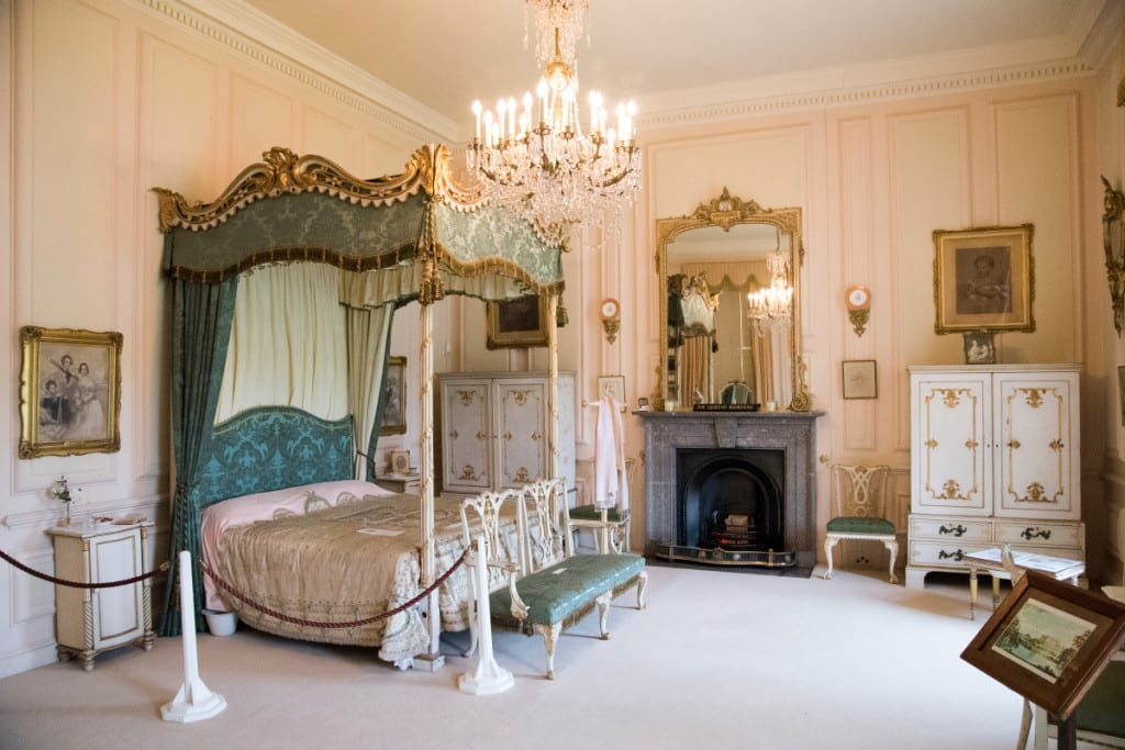 Stoneleigh Abbey Queen-Victoria-slept-here