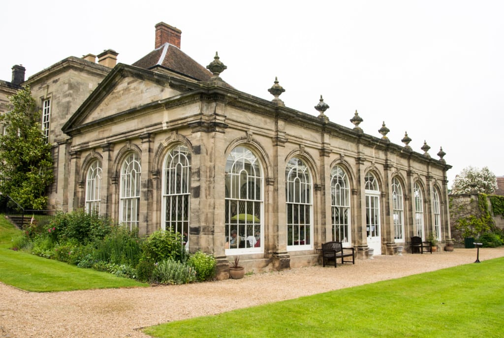 Stoneleigh Abbey The-Orangery