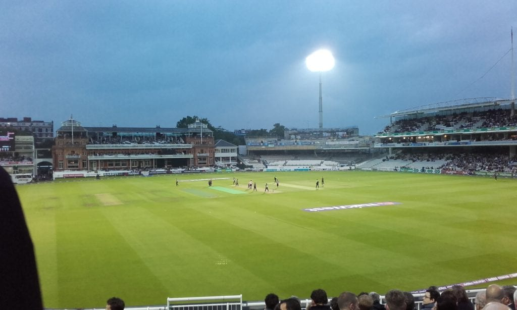 Lords Under Lights