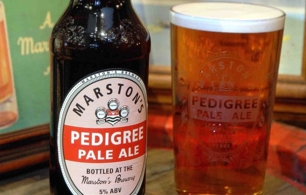 Marstons - Flagship Pint At Lords