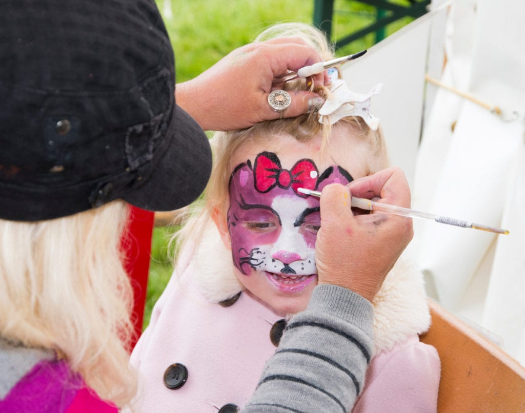 The-ever-popular-face-painting