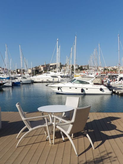 12- Cesme, the new marina
