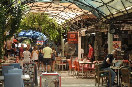 9- The Old Market of Izmir