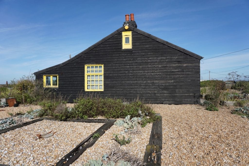 Derek Jarman's house