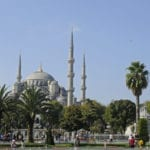 1 The Sultan Ahmet Mosque or The Blue Mosque