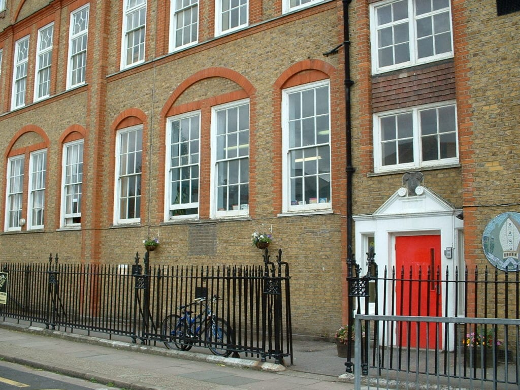 -School-No-4-St-Francis-Roman-Catholic-Primary-School-in-Dulwich-SE-London..