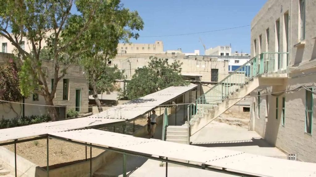 -School-No-8-and-back-to-Malta-at-Royal-Naval-Secondary-School-Tal-Handaq.-My-classrom-was-on-the-right-up-the-stairs..