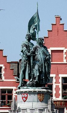 statue-of-jan-breydel-_pieter-de-coninck-market-square-_bruges