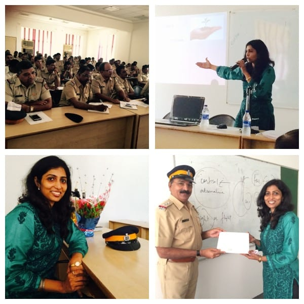 Training offered to Mumbai Police, BKC, Mumbai