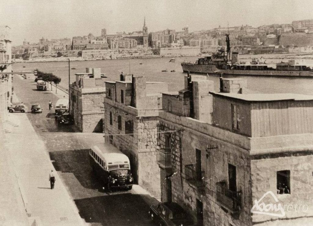 Many happy days spent at my aunt's in Tigne, Sliema, today sadly ruined by a conglomeration of apartments and shops.