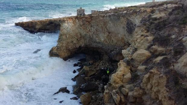 Maltese-international-kickboxer-crashed-his-quadbike-onto-the-rocks-and-died.