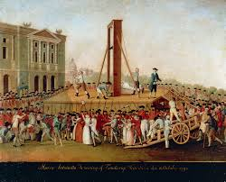 -French-execution-of-Queen-Marie-Anrtoinette-in-Paris