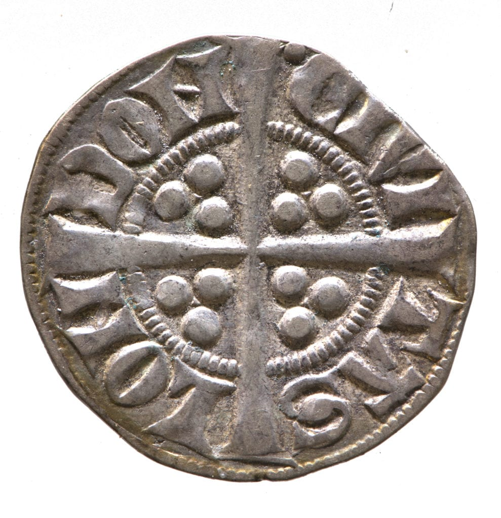 Silver-long-cross-penny-of-Edward-I
