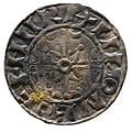 Silver-penny-of-William-the-Conqueror-reverse