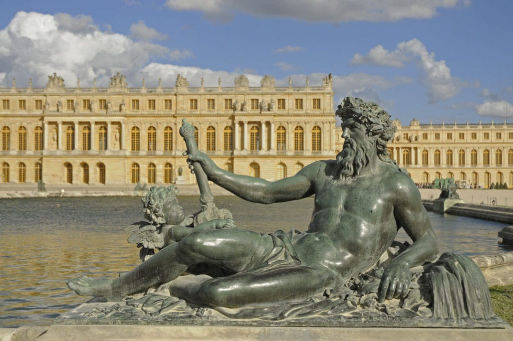 -Palace of Versailles