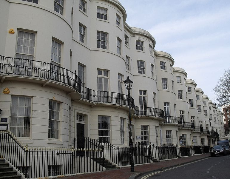 Liverpool Terrace Worthing
