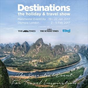 destination Travel show