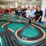Pic 1. Slot car fun for all the family