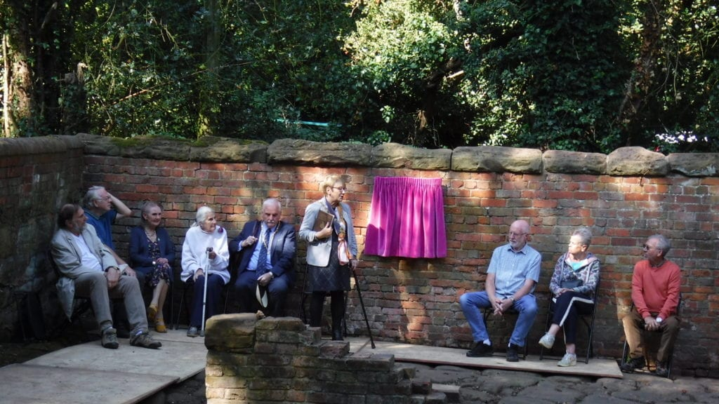 Pic Lord Mayor Linda Bigham tells of her passion for local history
