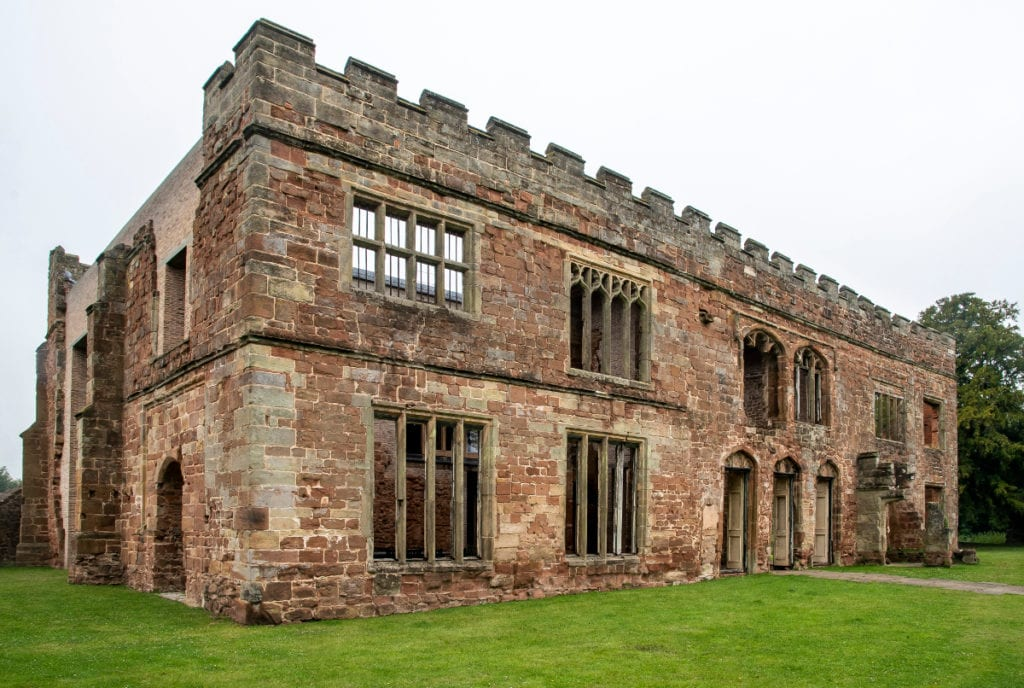Pic A unique place to stay Astley Castle