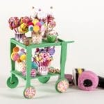 Pic 1. Sweet trolly by Ella Rose Miniatures