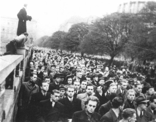 st anniversary of the foundation of Czechoslovakia
