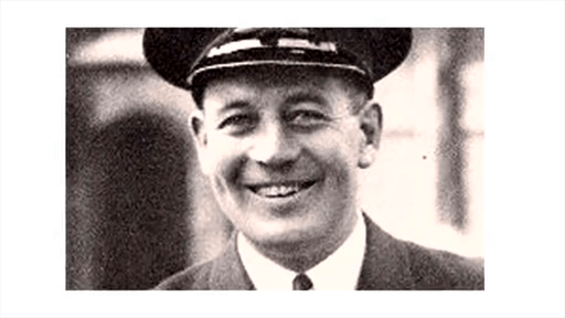 MalDia Lt Commander Tomkinson captain of HMS Urge when it hit a German mine and sank without trace