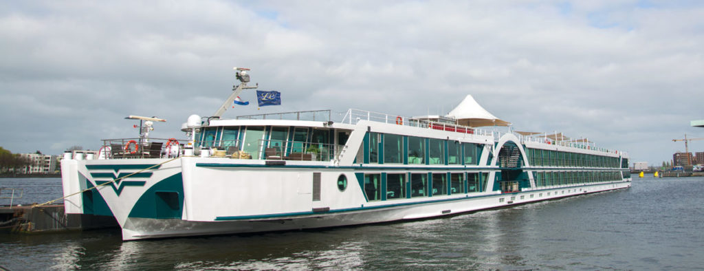 Brabant River cruise ship
