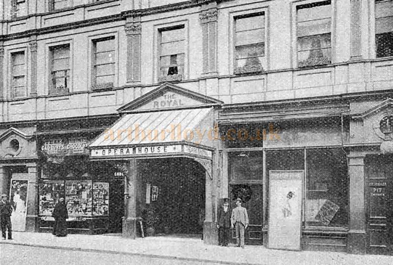 Eastbourne Theatre Royal