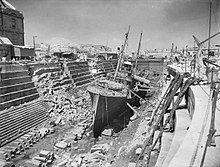 MalDia The RN Dockyard during WWII employed thousands of Maltese tradesmen