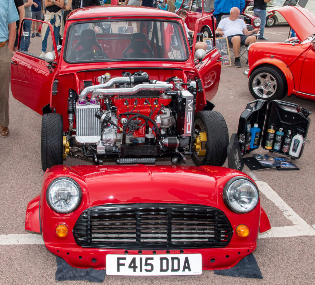 Pic National Metro and Mini Show Photo Rob Tysall