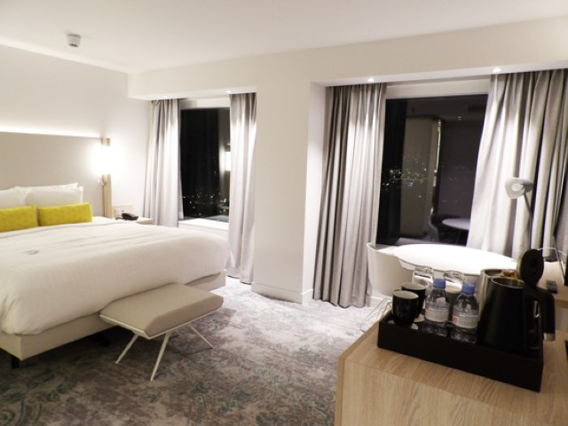 Large and confortable room