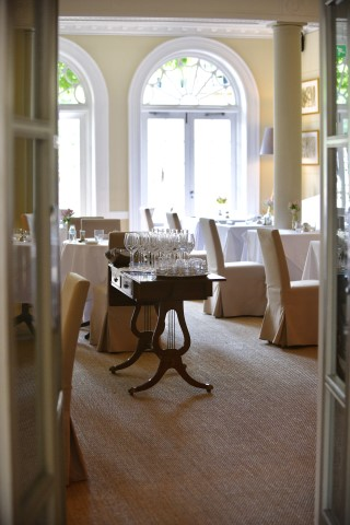 Fig Restaurant at Cotswold house