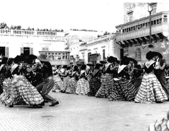 MalDia The dance contests my mother used to love watching