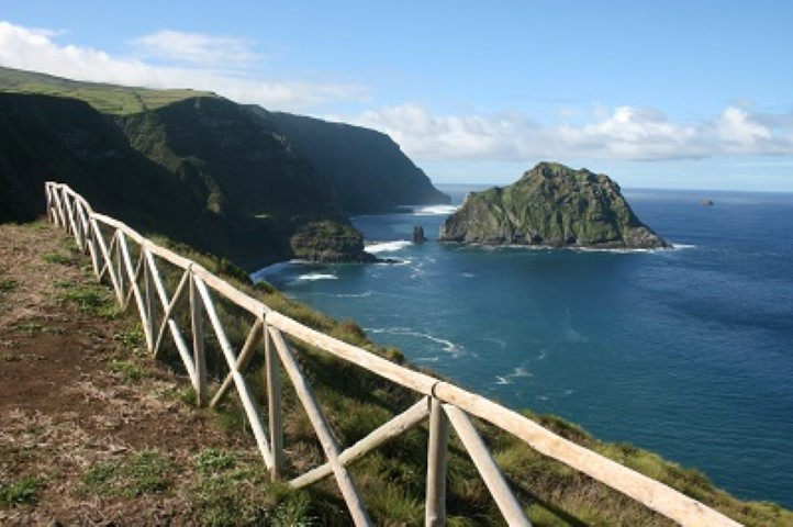 Stunning coastal scenery is a hallmark of the islands