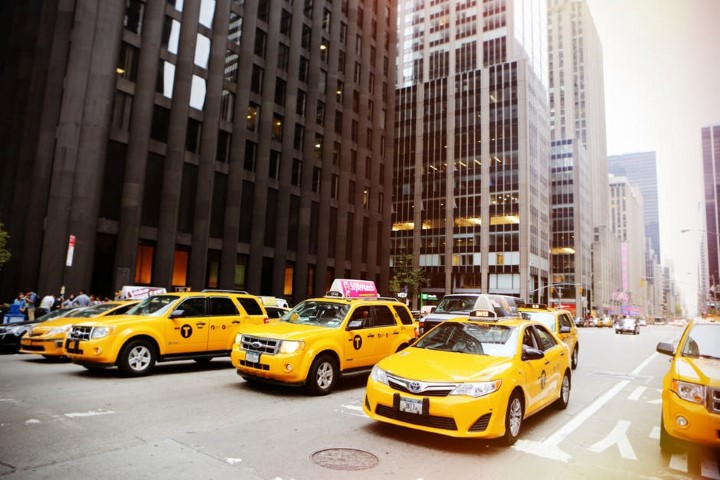 ISQA NYC cabs