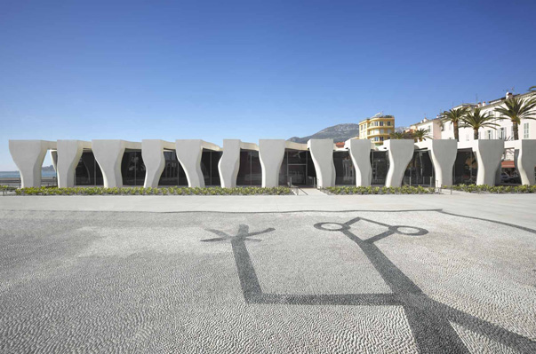 The fabulous Cocteau museum gift of Severin Wunderman to the city of Menton