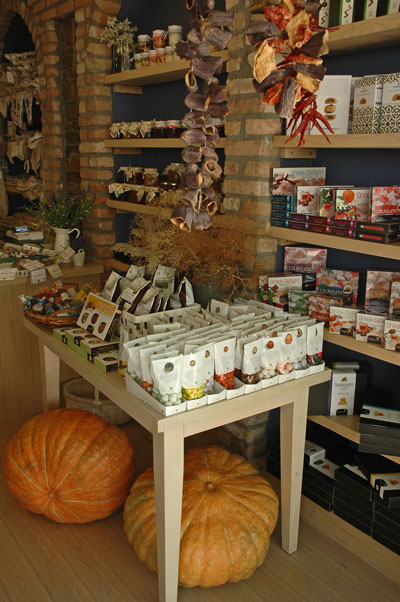 Products from Mount Athos Region