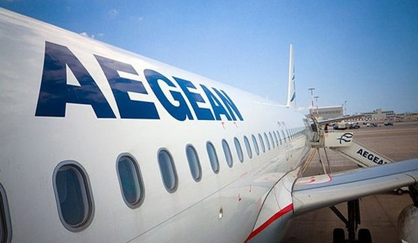 Aegean the easiest way to fly to Greece