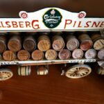6. Overview of a Calsberg Pilsner Wagon