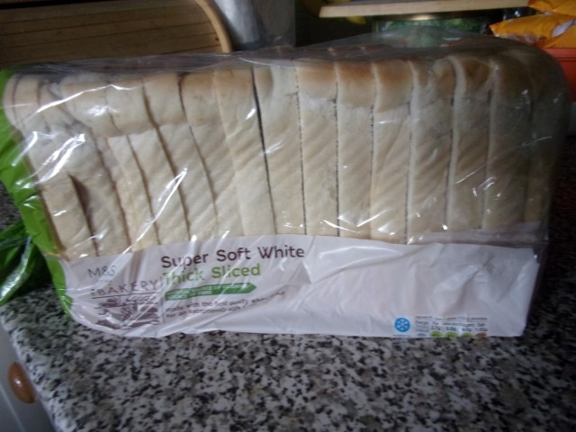 I thought it was the correct bread Obviously not