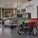 Pic 1. British Motor Museum welcome gallery
