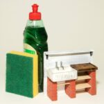 Pic 1. Youll find everything at Miniatura including the kitchen sink which is made by Hearth and Home Miniatures