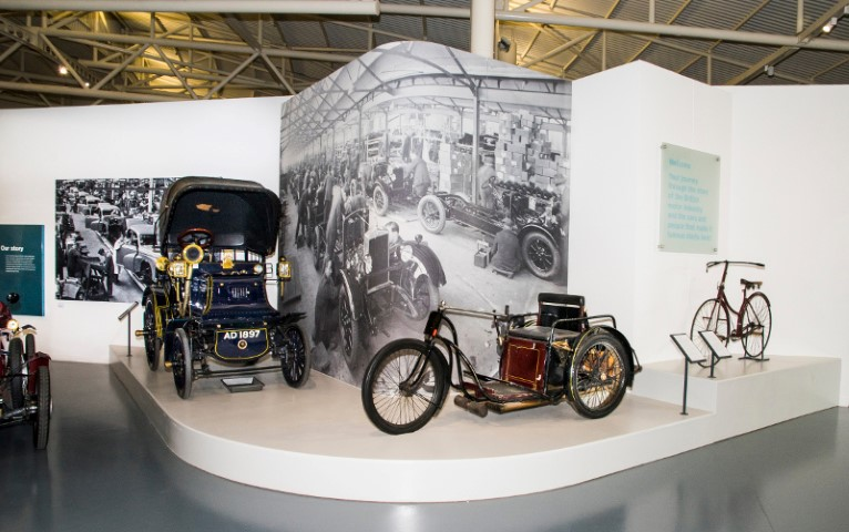 Pic Visitors can return to Gaydon Pic by Rob Tysall