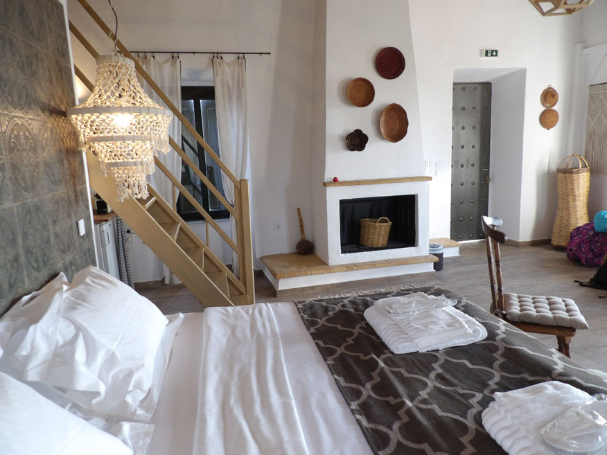 Boho Suite at Villa Vager