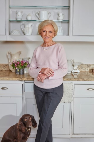 Pic Great British Garden Party Mary Berry