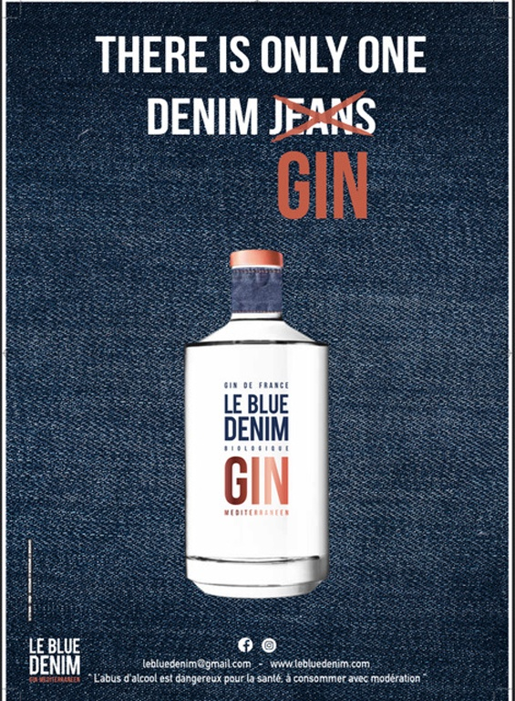 The one and only Denim Gin