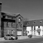 6. The Old Brewery on Battle Road. photo by Robin Webster.