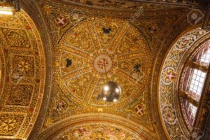 MalDia Wall and ceiling frescoes